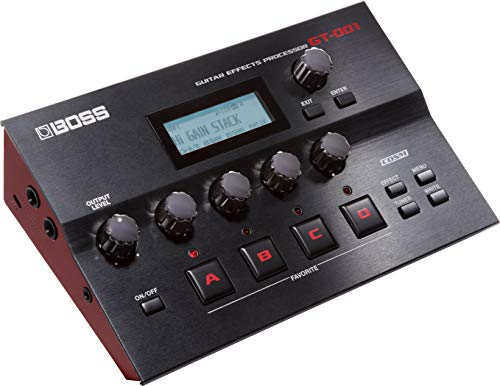 BOSS GT-001 Multi-effects Pedal