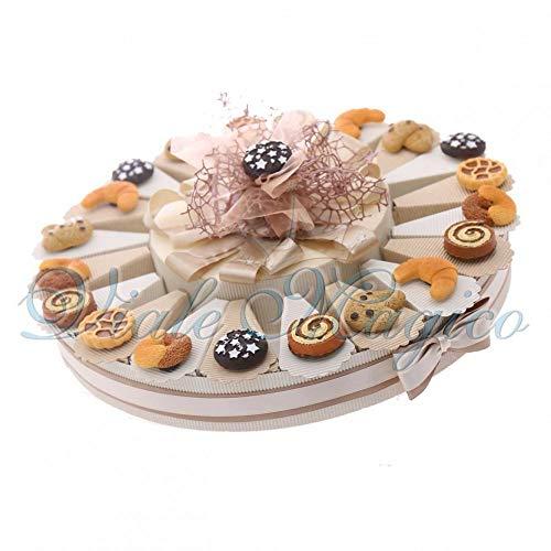 Viale Magico Torta Bomboniere Dolci Magnete Completa per Compleanno 20 Pezzi (170517)