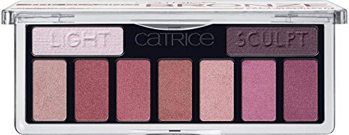 Catrice Augen Lidschatten Bronze Collection Eyeshadow Palette Nr. 010 Call It What You Want 10 g
