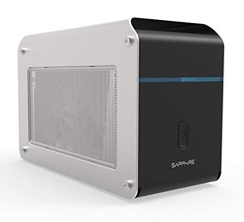 SAPPHIRE GEARBOX TW/JP (EXT. GRAPHICS SOLUTION BOX) [Thuderbolt3接続 外付けGPU BOX] VD6875 34263-02-54G