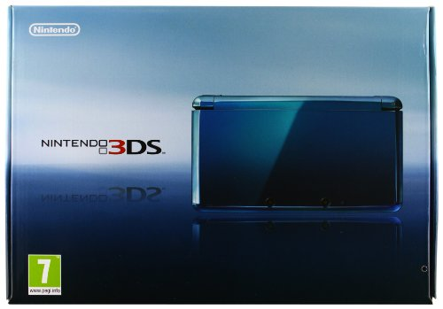 Nintendo 3DS - Color Azul Aqua