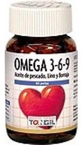 Omega 3 6 9 60 perlas de Tongil