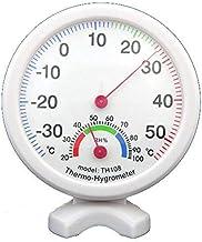 Andifany Medidor de temperatura Termometro de humedad higrometro