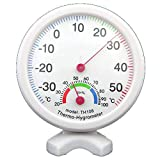 Beada Higrómetro Humedad Termómetro Temperatura/Medidor de Temperatura
