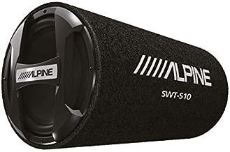 Alpine SWT-S10 1200W Max (250W RMS) Single 10