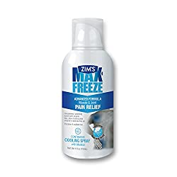 Zim's Max-Freeze Spray Giveaway