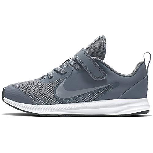 Nike Downshifter 9 (PSV) Unisex Big/Little Kids Casual Running Shoe Ar4138-004 Size 2