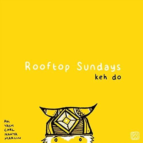 Rooftop Sundays feat. Yash, Marcin, Adi & Nanya