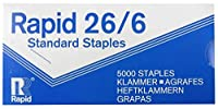 Rapidステープル26/6 5,000本