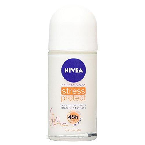 Nivea Stress Protect Desodorante Roll On - 50 ml