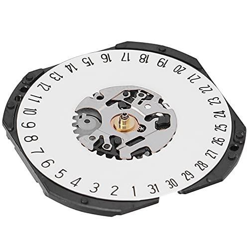 Pieza De Repuesto Para Reloj, Batería De 18 MAh, Movimiento De Reloj, Plástico De Alta Calidad Con Varilla Para Reparación De Relojeros
