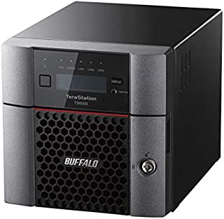 Buffalo TS6200DN0402-EU 4TB TeraStation 6200DN 2 Bay Desktop NAS Unit
