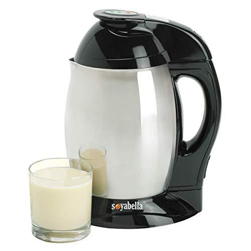 Tribest Soyabella SB130 Appareil à laits végétaux, Noir