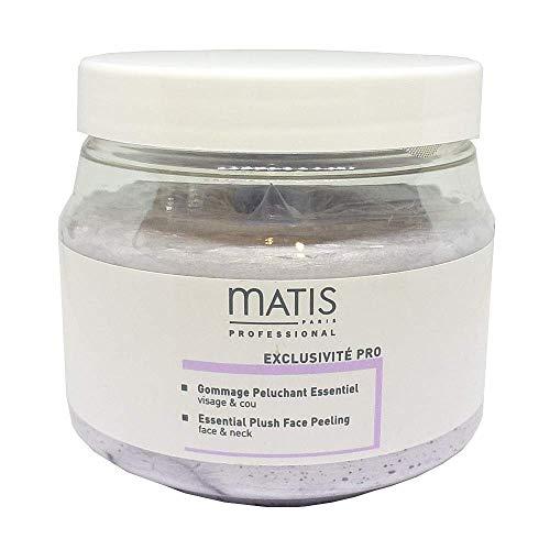 Matis Essential Plush Face Peeling Crema limpieza facial para cuidado piel 250ml