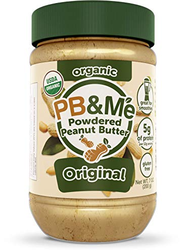 PB&Me Organic Powdered Peanut Butter, Original, 0.2 kg