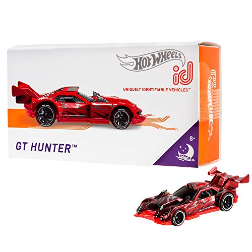 Hot Wheels GT Hunter