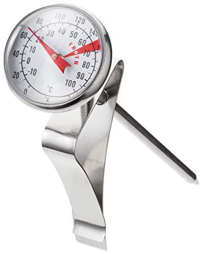 Judge Thermomètre à Lait en Acier Inoxydable Argenté 20 x 30 x 25 cm