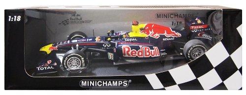 Minichamps 110110301 - Red Bull Racing RB7 - Sebastian Vettel, Maßstab: 1:18