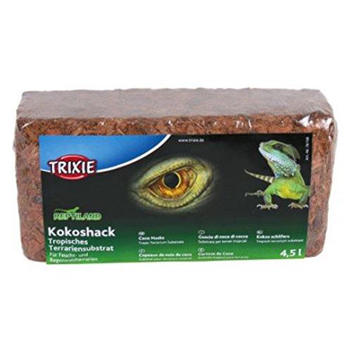 Trixie 76150 Kokoshack, tropisches Terrariensubstrat, ergibt 4,5 l