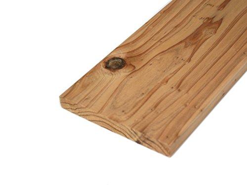 WOODPRO DIY素材 国産杉(新材) 厚15×幅120×長さ1970mm 無塗装