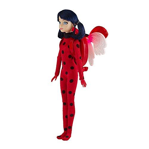 Prodigiosa: Las aventuras de Ladybug Muñeca Deluxe, Multicolor (Bandai 39970)