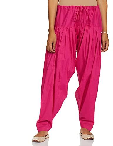 Amazon Brand – Myx Women's Salwar Loose Bottom