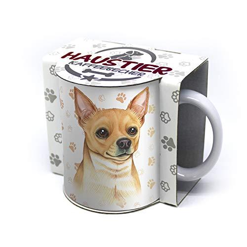 Chihuahua Tasse mit Spruch, Tasse Hund und Frauchen, Animal Crossing-Becher – Für Dich/Lustige Texte/Tasse Weihnachten/Personalisierte Tasse/Kaffeetasse Groß