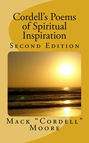 Book: Cordell's Poems of Spiritual Inspiration by Mack Moore