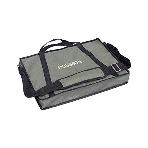 INTEROS Picknick- Grilltasche mit Reißverschlussfach MOUSSON