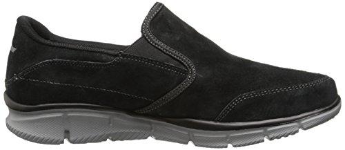 Skechers EqualizerMind Game Herren Sneakers, Schwarz (Black), 45 EU - 6