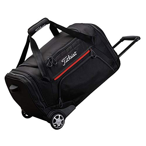 Titleist Essential Wheeled Duffel Bag