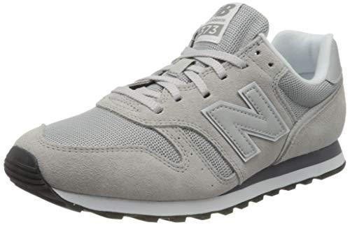 New Balance 373 Core, Zapatillas Bajas Hombre, Gris (Grey/White Ce2), 42.5 EU