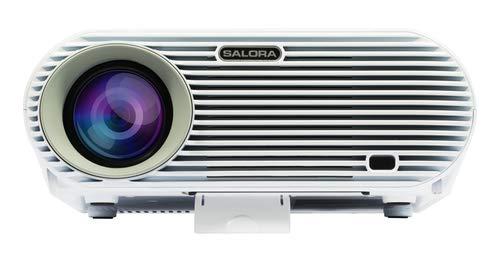 Salora 60BHD3500 beamer/projector 3500 ANSI lumens LED WXGA (1280x800) Plafondgemonteerde projector Wit