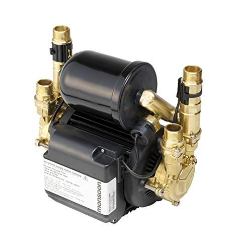 Monsoon Universal Twin 4.5 Bar 46412 Negative Head Shower Pump