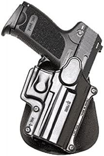 Fobus Concealed Carry mano izquierda 5cm giratorio para cinturón para Heckler & Koch H & K USP COMPACT 9mm, 40cal, 45cal/Taurus PT11, PT140,. Ruger SR9/sr9C/SR40Walther ppqt