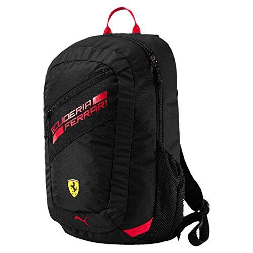 Puma Ferrari Fan Backpack In Black