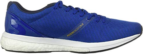 adidas Men's Adizero Boston 8 Running Shoe, Collegiate...