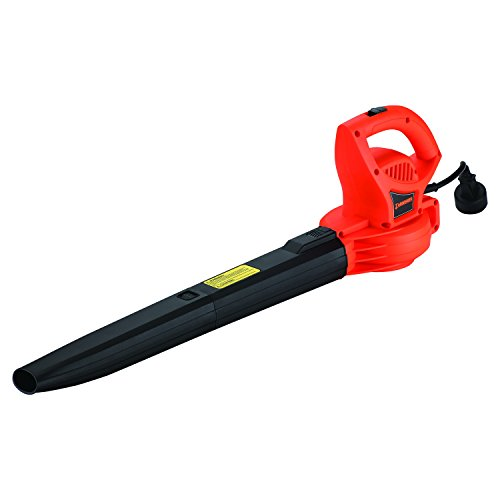 Homestock Electric Corded Leaf Blower with 7 AMP Motor 210 MPH High Performance Variable Speed Yard Cleaner