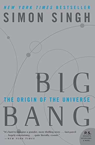 Big Bang: The Origin of the Universe (P.S.)の詳細を見る