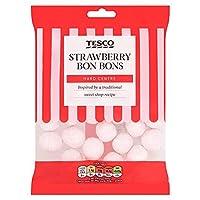 Tesco Sweet Shop Strawberry Bon Bons 200g