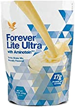 Forever Living – Forever Lite Ultra Shake With Aminotein – VANILLA 375g – NEW Estimated Price : £ 17,99