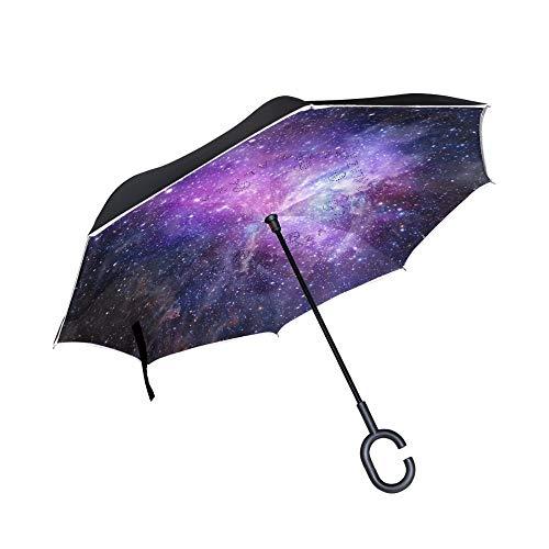 Yuzha paraplu, dubbele paraplu, omgekeerd, dubbele paraplu, met haken, C-haak voor de open paraplu, handleiding voor parasol, handleiding (mogelijk niet beschikbaar in het Nederlands).