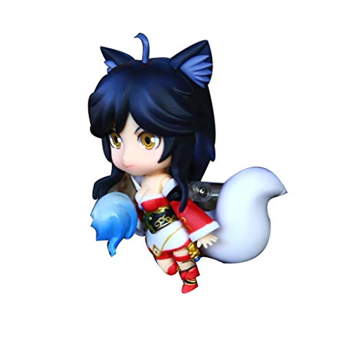 League Of Legends Die neunschwänzige Fox Ahri Nendoroid Actionfigur
