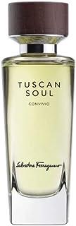 Salvatore Ferragamo Tuscan Soul Convivo Eau De Toilette 2.5 Oz.