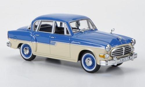 Sachsenring P240, blau/hellbeige, Modellauto, Fertigmodell, SpecialC.-53 1:43