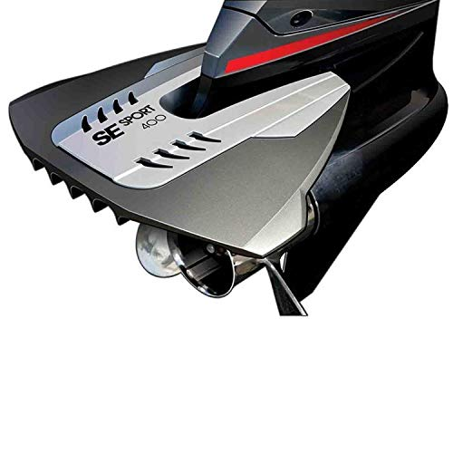 SE Sport 779-SE400BLK Stabilizer fins, Adults Unisex, Black, One Size