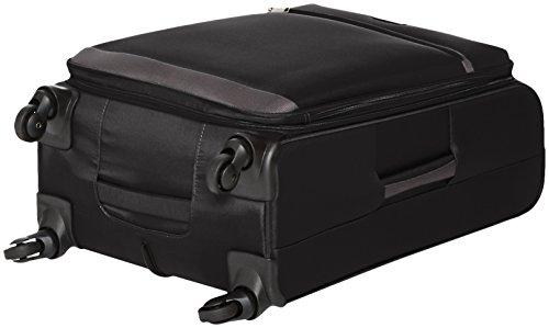 AmazonBasics Softside Spinner Suitcase