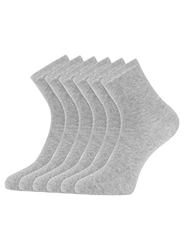 OODII Calcetines Tobilleros Pack de 6
