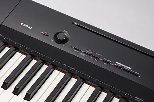 Casio Privia PX-160BK 88-Key Full Size Digital Piano with Power...