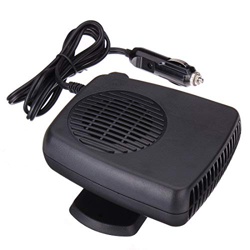 Best Price Car Heater,CHELIYA Portable 12V 200W 2 in 1 Auto Car Heater Cooling Fan Defroster Defrost...